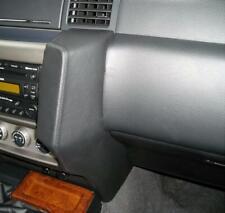 Haweko Telefon Konsole für Nissan Patrol (Y61), Bj. 09/2004 - 2009 Kunstleder