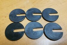 Oem- LAMBORGHINI MURCIELAGO BUMPER front  rear MOUNTING  shims / spacers qty. 6