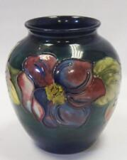 Clematis Moorcroft Pottery
