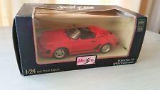 Maisto special edition Porsche 911 speedster (1989) scale 1:24