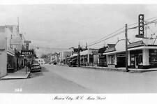 Photo. 1949-52. Mission, BC Canada. Main Street