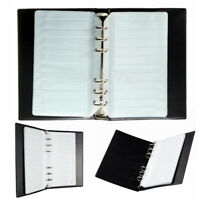 Empty Sample Book 20 Pages SMD SMT Organizer For Resistor Capacitor Inductance
