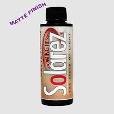 SOLAREZ UV Cure Matte Finish Doming Resin (4 Oz / 120 g) for DIY Jewelry Making