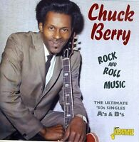Chuck Berry - Rock and Roll Music - The Ultimate 50s singles As and Bs [CD]