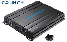 CRUNCH GPX 1000.1D Bass Verstärker MONO Endstufe CLASS D 1000W max. TOP PREIS