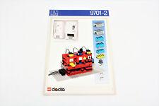 Vintage Lego Dacta 9701 Instructions - Booklet 2 - Vending Machine