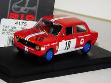 FIAT 128 #18 V. DONA SALZBURG 1971 RIO 4175 1:43