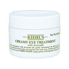 Kiehl's Creamy Eye Treatment with Avocado 0.95oz,28g Skincare Cream NEW #15919