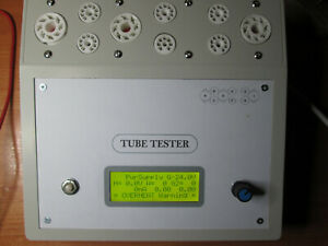 Vacuum Tube Tester