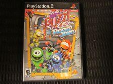 Buzz! Junior: Robo Jam [Bundle]  (Sony PlayStation 2, 2008)