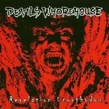 Devils Whorehouse-Revelation Unorthodox CD