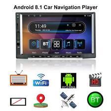 7Inch 2Din Octa-Core Android 8.1 Car MP5 Player GPS Navi AM FM Radio BT WiFi USB