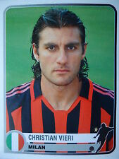 PANINI 263 Christian Vieri AC Milan Champions of Europe 1955-2005
