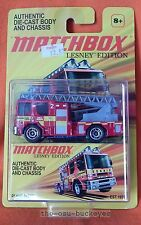 2011 Matchbox Lesney Edition Dennis Sabre Red Combine Shipping Brand New
