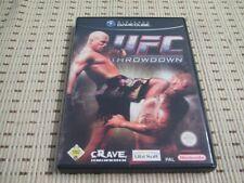 UFC Throwdown für GameCube *OVP*