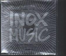 INOX MUSIC Brake drum percussion CD card sleeve type
