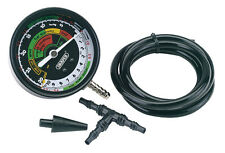 Draper 59075 Vacuum and Fuel Pump Tester Caburettor Balancer Turbo Boost TESTER