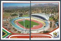 PANINI-SOUTH AFRICA 2010 WORLD CUP- #022-#023-RUSTENBURG-ROYAL BAFOKENG STADIUM
