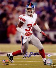 Aaron Ross New York Giants Football SIGNED 8x10 Photo COA!