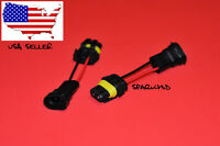 H11 to 9006 bulb convert HARNESS SOCKET plug & play wires pigtails H8 to 9006 M3