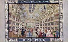 Blackpool. Tower Ball Room.