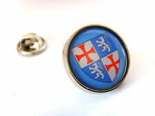 GRAND MASTER KNIGHTS TEMPLAR THIBAUD GAUDIN PIN BADGE