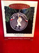 Hallmark Keepsake Ornament Babe Ruth Base Ball Heroes 1994 1-615