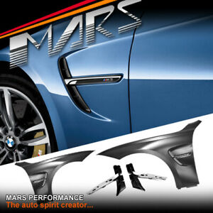 F80 M3 Style Side Fender / Guard with Vent for BMW 3-Series F30 Sedan F31 Wagon