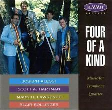 Four of a Kind - Music for Trombone (Joseph) CD (2004)