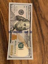 USA $100 Hundred Dollars Banknote Bill Unc, One Hundred BankNotes. Single. Usd Z