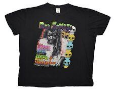Rob Zombie Electric Warlock Acid Witch Concert Tee Size XL Black Original Auth.