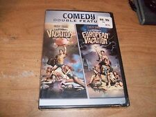 National Lampoons Vacation And European Vacation (DVD, 2006) Comedy Movies NEW