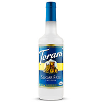 Torani Sugar Free Sweetener Syrup (750 mL)