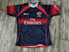 USA american rugby Jersey BLK