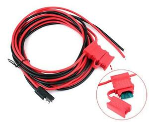 Power Cable Cord for Motorola GM380 3188/3688 GM300 MCX760 CM200 CDM750 PRO5100