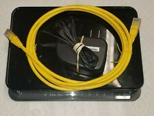 NETGEAR N600 300 MBPS 4-PORT GIGABIT WIRELESS N ROUTER (WNDR3700V2) H3.5