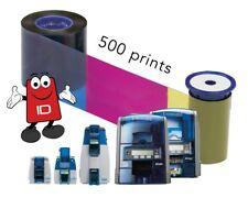 Datacard Regionalised YMCKT Colour Ribbon(5347000-004-R010) 500 Prints SD series