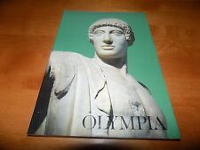 OLYMPIA AND ALTIS MUSEUM Greek Collections Art Ancient Greece Artifacts Book