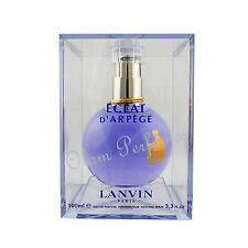 Lanvin Eclat D'Arpege For Women Eau de Parfum 3.4oz 100ml * New in Box Sealed *