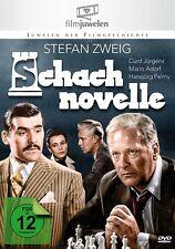 Schachnovelle (1960) - Stefan Zweig - Mario Adorf, Curd Jürgens, Filmjuwelen DVD
