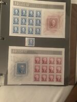 US Scott # 3139 3140 Pacific 97 Souvenir Sheet 50c 60c postage STAMPS