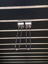 Slatwall Loop Hook 150mm 10 Pack