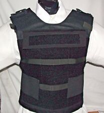 New Med IIIA Tactical Plate Carrier Body Armor Bullet Proof Vest Kevlar Insert