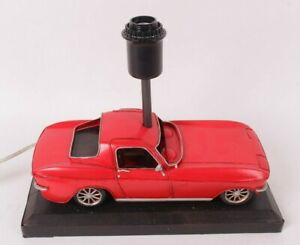 Pottery Barn Kids *photo studio sample* red Car Table lamp (no shade)