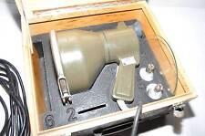 Ostermann Signallampe 24V / Lampe / Leuchte / Scheinwerfer / Ex. Bundeswehr BW