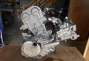 2010 Suzuki SFV650 Gladius - Engine / Motor / 27178 km