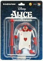 Medicom UDF Ultra Detail Figure Alice in Wonderland Trump Figure 52943 JAPAN