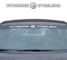 Pittsburgh Steelers Auto Windshield Decal [NEW] Car Wind Shield Sticker Emblem