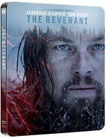 The Revenant Limited Edition Steelbook (Region B,C) Blu Ray