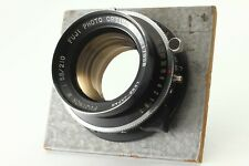 [Opt Nr. Mint] Fujinon W 210mm F5.6 & Copal Shutter for Large Format from Japan